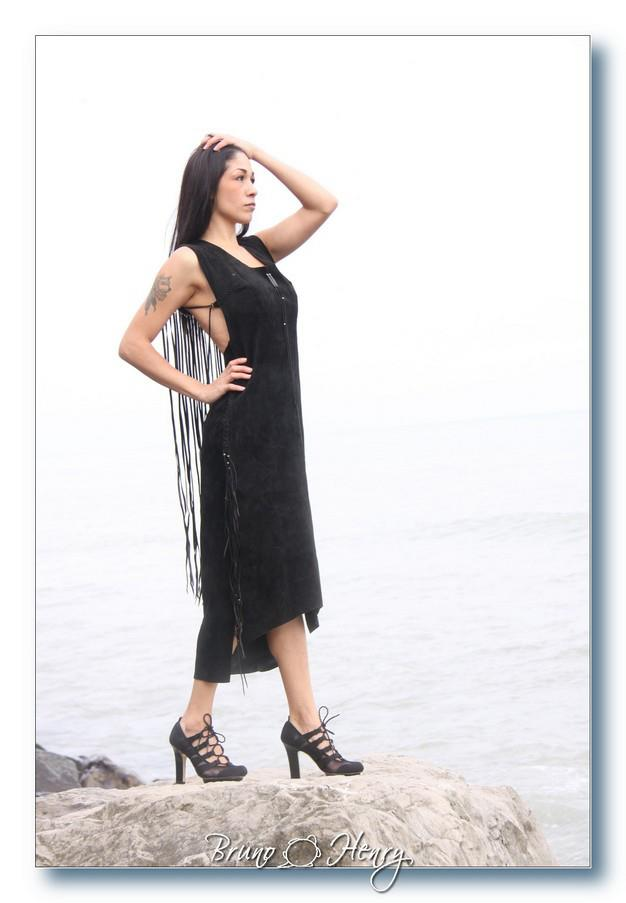 Indigenous arts collective of canada, pass the feather, bruno henry, fashion, design, native fashion
